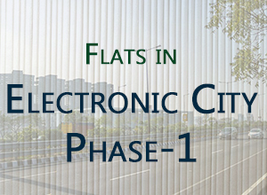 Flats in Electronic city Phase 1